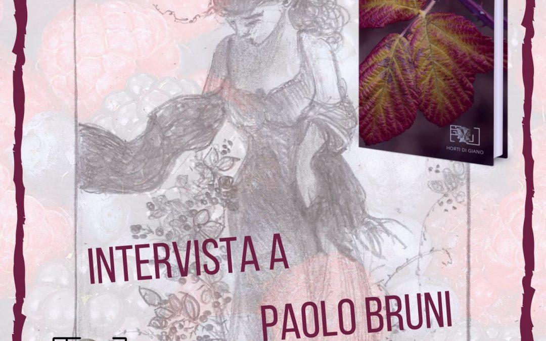 Intervista al poeta PAOLO BRUNI