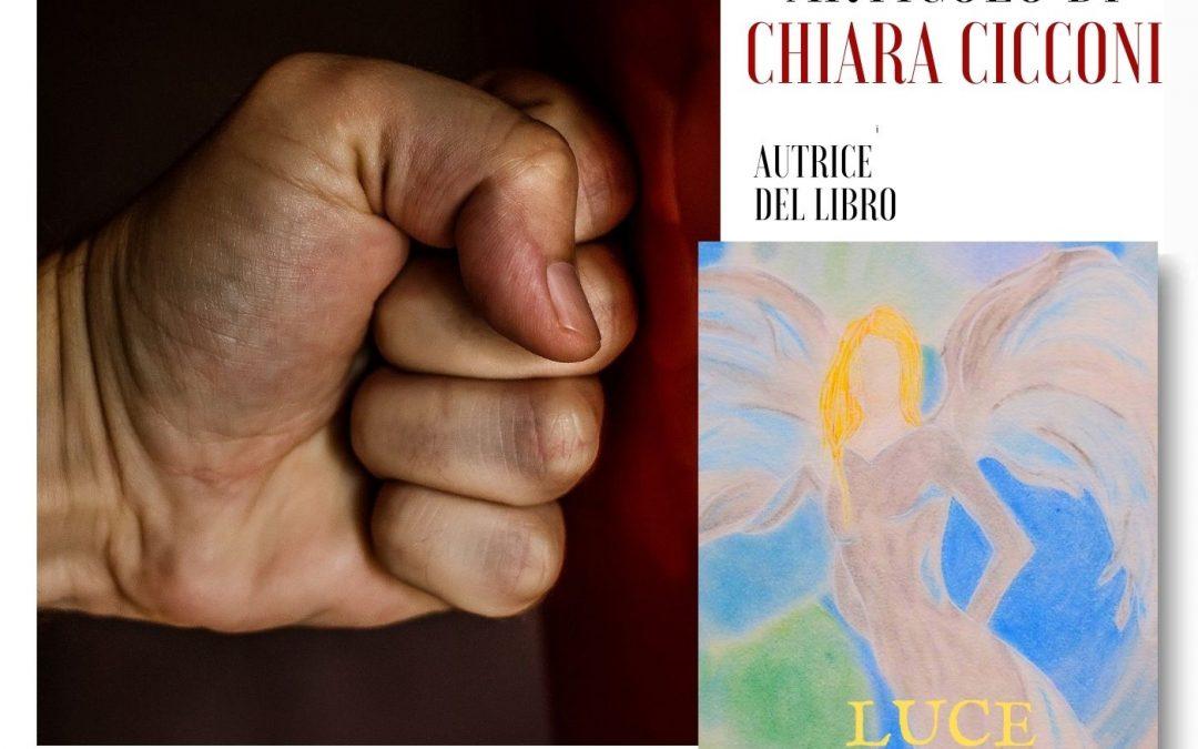 La violenza psicologica descritta da Chiara Cicconi