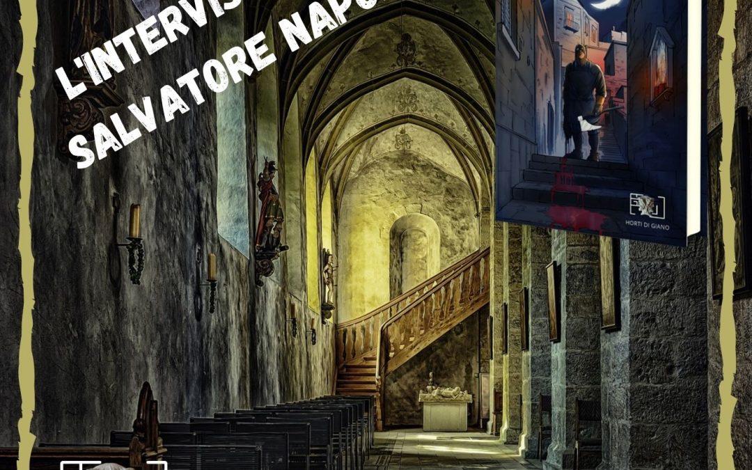 Intervista a Salvatore Napoli su Gotico italiano Vol.1